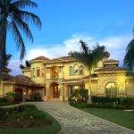 Florida Mediterranean House Plan Here