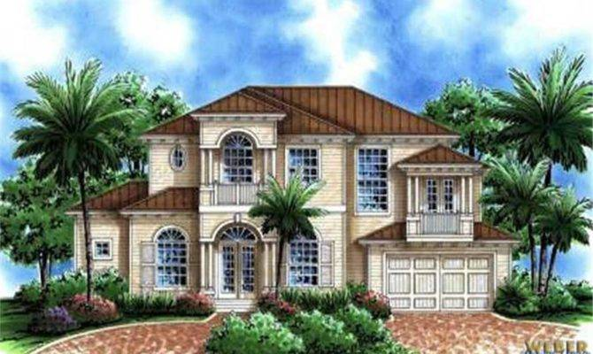 Florida Style House Plans Home Design