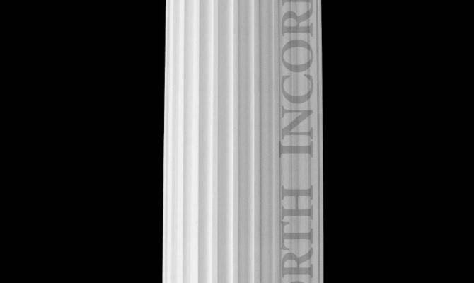 Fluted Frp Tapered Tuscan Style Column Builder Grade