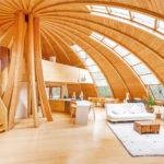 Flying Saucer Shaped House Takes Design New Heights