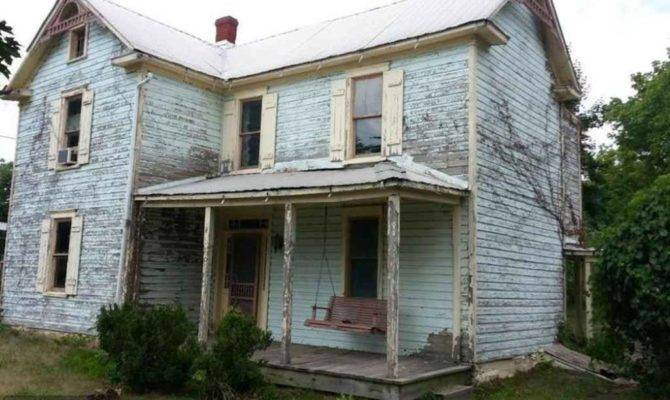 Folk Victorian Cacapon Old House Dreams