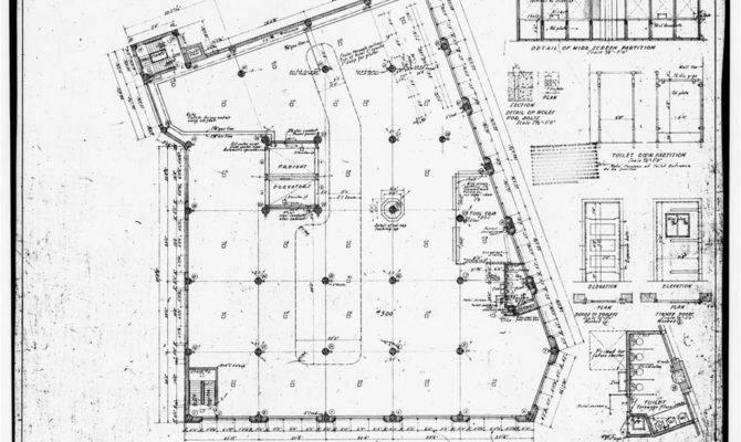 Ford Building Washington Plans