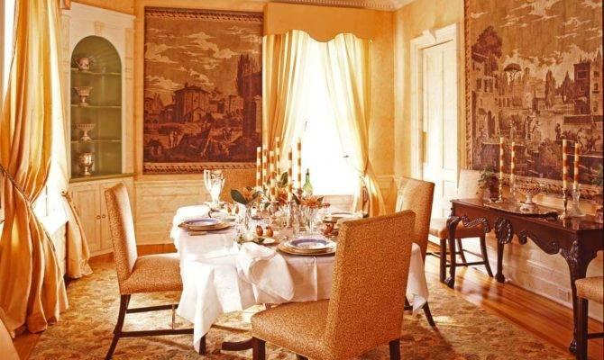 Formal Dining Room Decorating Ideas Marceladick
