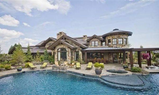 Former Star Nfl Massive Bend Mansion Sale