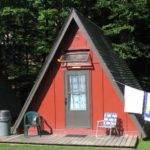 Found Pic Frame Hut Want Build Small