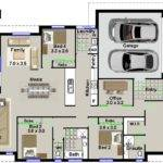 Four Bedroom House Plans Expressions