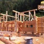 Four Bedroom Log Home Cascade Handcrafted Homes