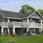Four Gables House Plan Fancy Bedroom Open Floor