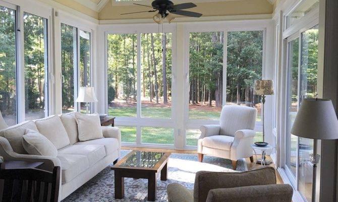Four Season Room Addition Ideas Patio Enclosures