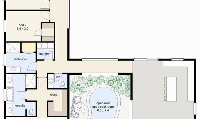 Four Square House Plans Attractive Floor
