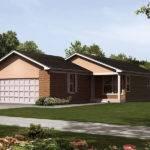 Foxcreek Narrow Lot Home Plan House Plans More