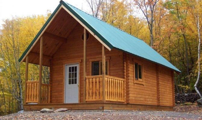 Frame Cabin Kit Outdoorsman Log Conestoga