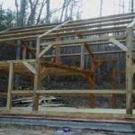 Frame Cabin Kits Timber