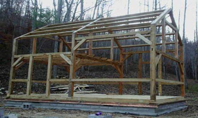 Frame Cabin Kits Timber