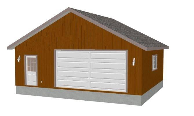 Frame Cabin Plans Loft
