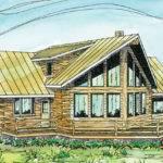 Frame House Plans Aspen Associated Designs