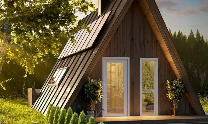Frame Houses Design Decoration