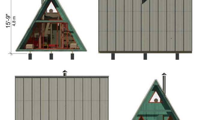 Frame Tiny House Plans