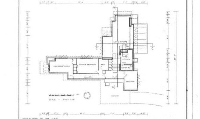 Frank Lloyd Wright Houses Home Plans