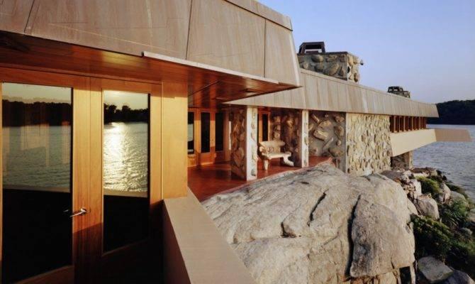 Frank Lloyd Wright Modern House Design Olpos