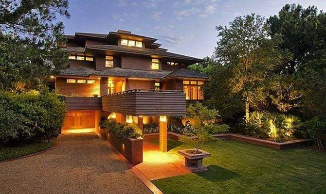 Frank Lloyd Wright Name Used Sell Houses Didn