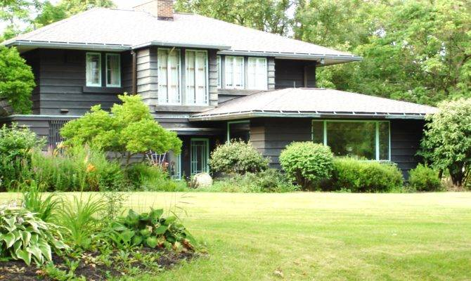 Frank Lloyd Wright Prairie Style Marysville