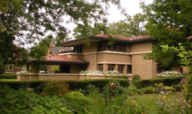 Frank Lloyd Wright Prairie Style