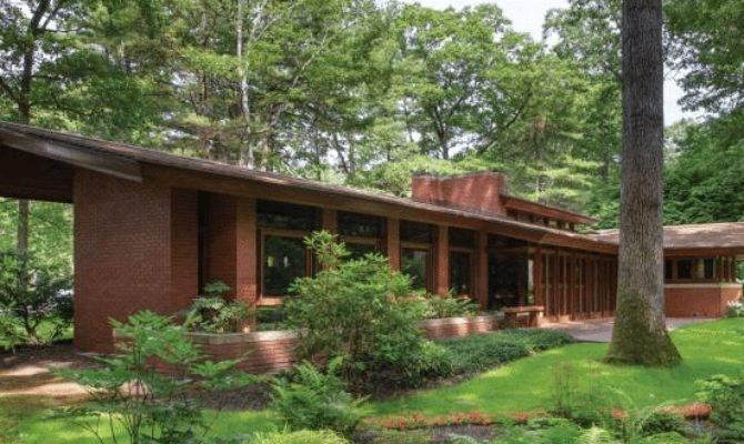 Frank Lloyd Wright Usonian Home Zimmerman House