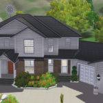 Freebird Sims Lot House