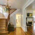 Freestanding Colonial Home Surpasses Million