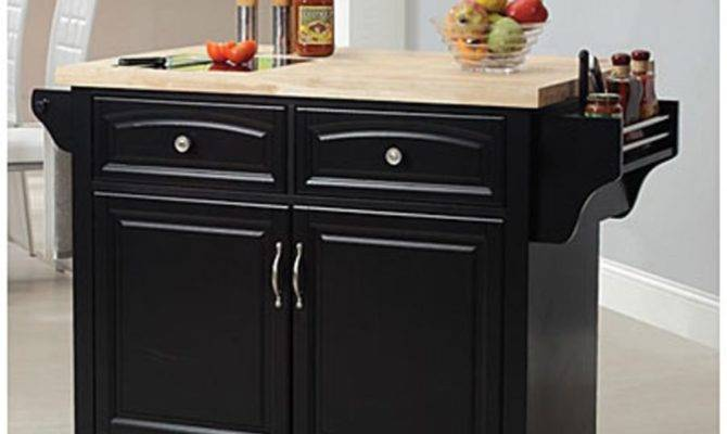 Freestanding Kitchen Island Big Lots