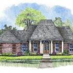 French Acadian House Plans Photos
