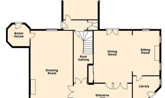 French Chateau House Floor Plans Home Design Style