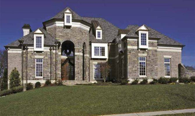 French Chateau House Plans Mytechref
