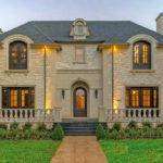 French Chateau Masterpiece University Park Homes
