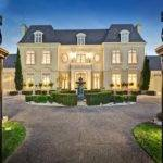 French Chateau Style Gated Mansion Victoria Australia