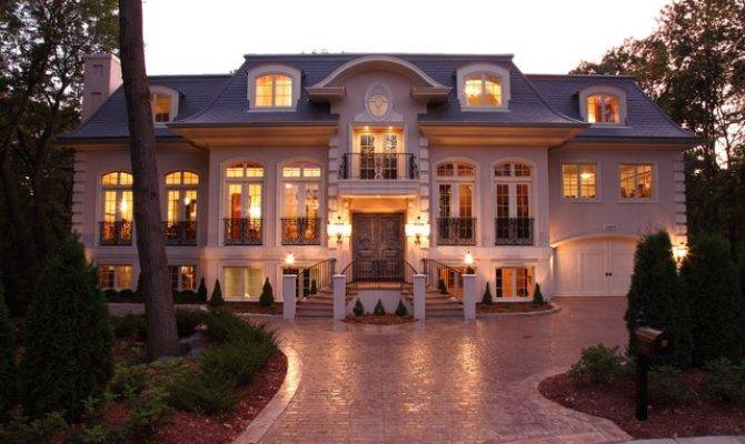 French Chateau Traditional Exterior Minneapolis
