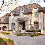 French Chateau Traditional Exterior Toronto