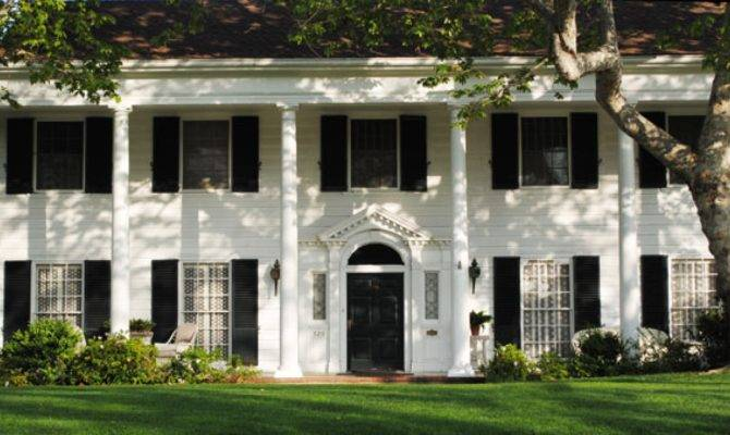 French Colonial Style Homes Southern Home