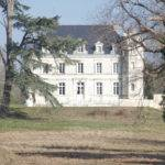 French Country Chateau Facade