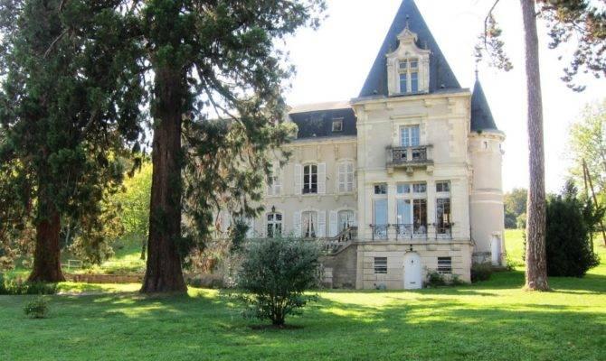 French Country Chateau House Aka Chteau