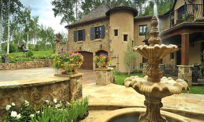 French Country Chateau Pricey Pads