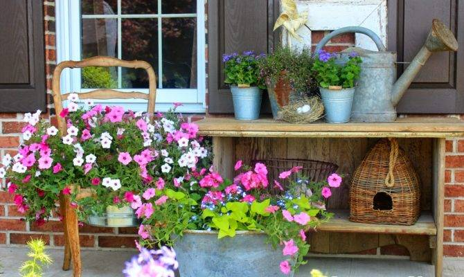 French Country Front Porch Hymns Verses