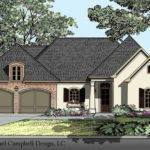 French Country House Plans Delinio Studios Home Designs