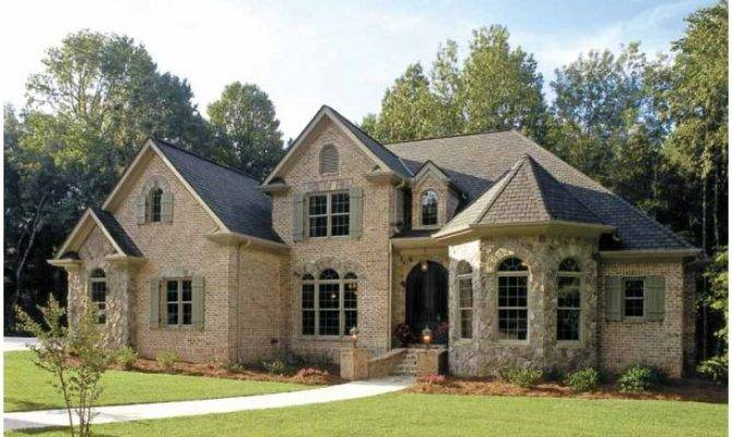 French Country House Plans Porches Home Design