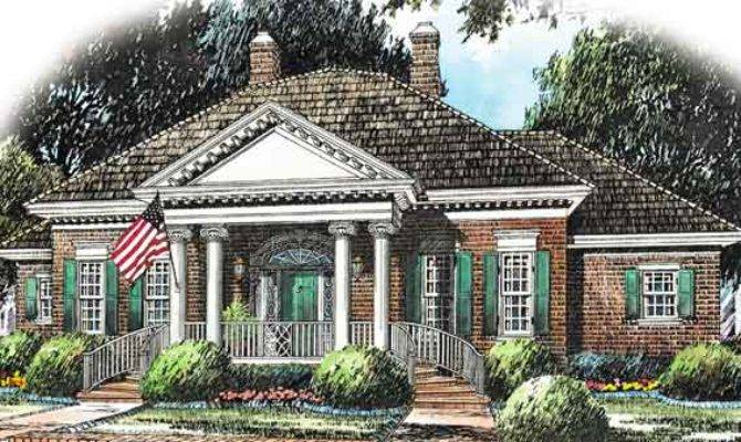 French Country House Plans Southern Living