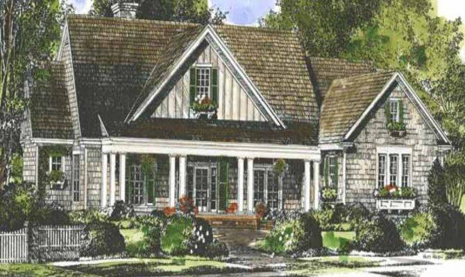 French Country House Plans Southern