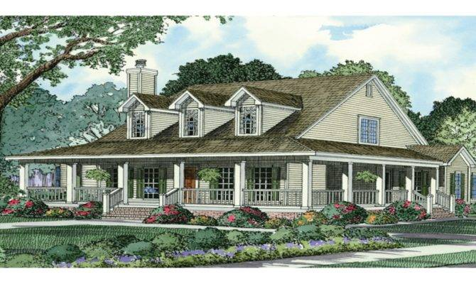 French Country House Plans Style