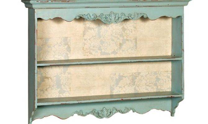 French Country Kitchen Shelf Video Photos