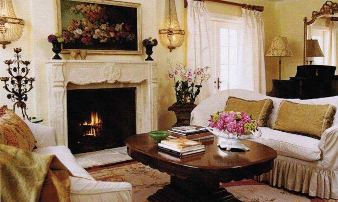 French Country Living Room Style Onhomes